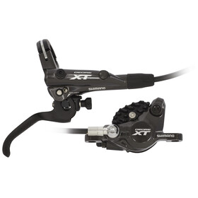 Shimano Deore XT BR-M8000 Disc Brake Rear with J02A resin and cooling fins black
